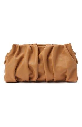 Женская сумка vague small ELLEME коричневого цвета, арт. VAGUE/LEATHER | Фото 1