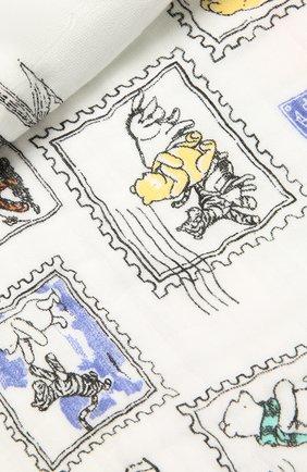 Детский комплект из 2-х нагрудников ADEN+ANAIS разноцветного цвета, арт. Disn280 | Фото 2
