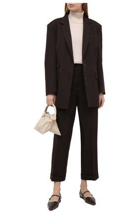 Женский кашемировый свитер FTC бежевого цвета, арт. 810-0520 | Фото 2