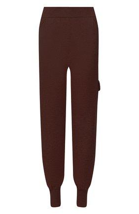Женские джоггеры FTC коричневого цвета, арт. 816-0300 | Фото 1