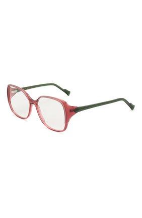Женские оправа CAROLINE ABRAM розового цвета, арт. AUR0RE 657 | Фото 1