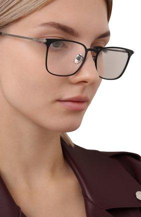 Женские оправа BOTTEGA VENETA черного цвета, арт. BV0233 001   Фото 2