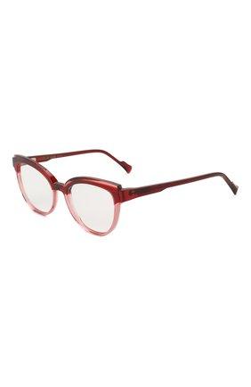 Женские оправа CAROLINE ABRAM красного цвета, арт. BEAUTY 687 | Фото 1