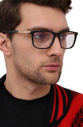 Мужские оправа CHOPARD черного цвета, арт. 270 300   Фото 2
