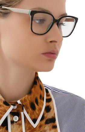 Женские оправа TIFFANY & CO. коричневого цвета, арт. 2189-8275 | Фото 2