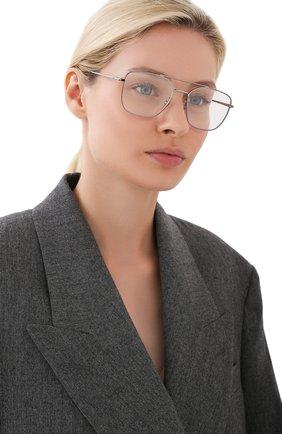Женские оправа RAY-BAN серебряного цвета, арт. 6450-2502 | Фото 2