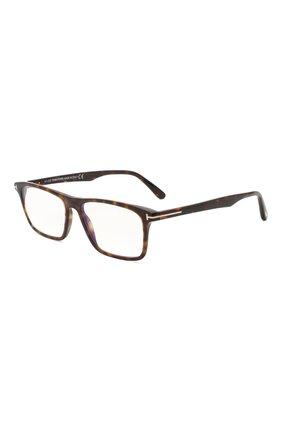 Мужские оправа TOM FORD коричневого цвета, арт. TF5681-B 052 54 | Фото 1