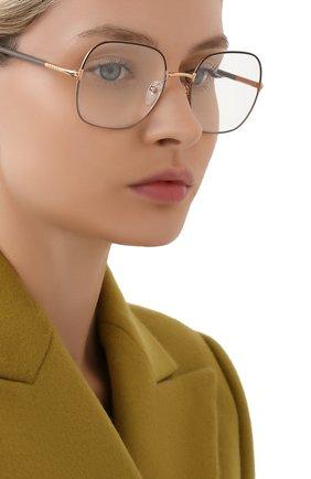 Женские оправа PRADA серого цвета, арт. 56WV-02H101 | Фото 2