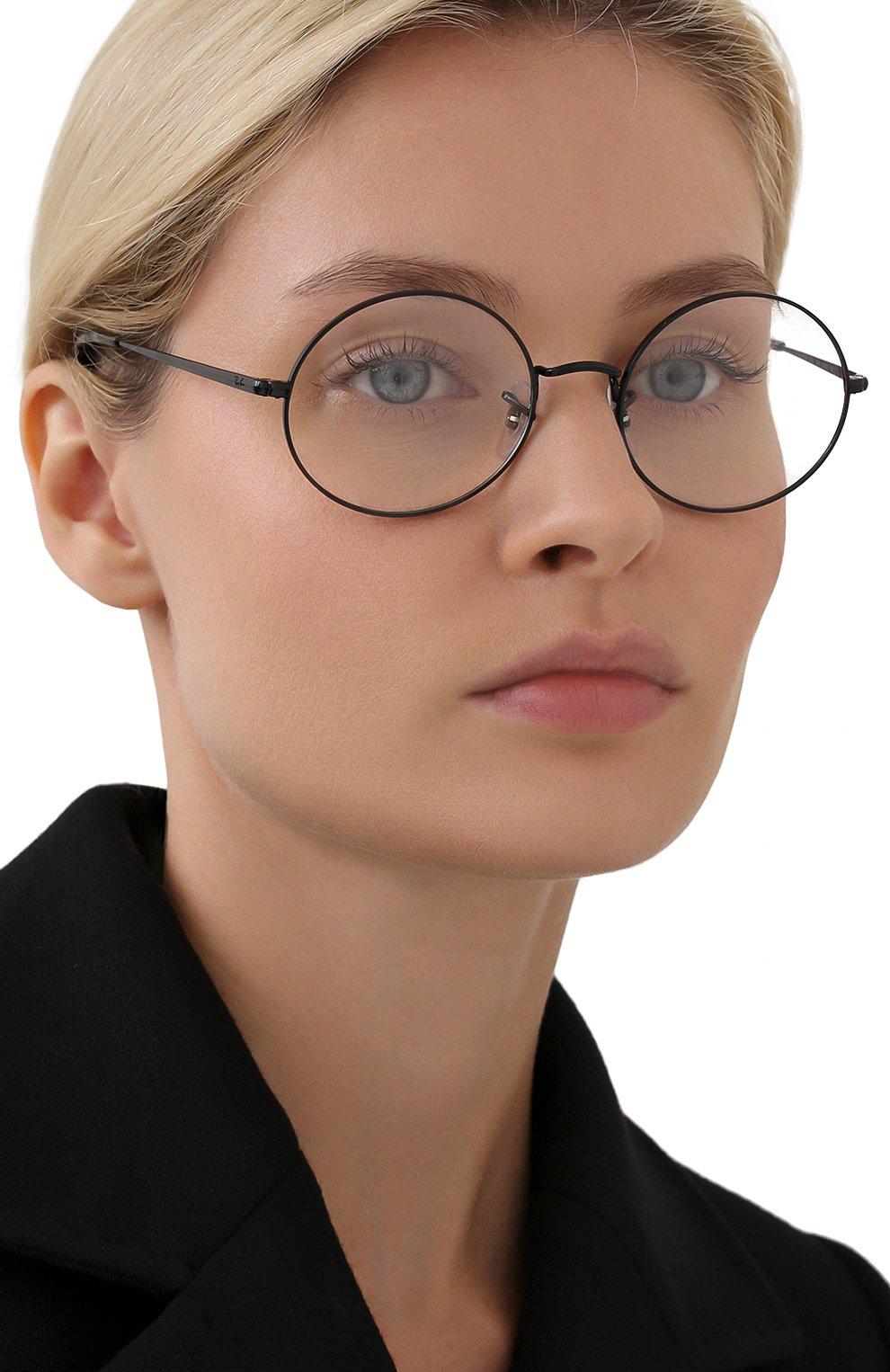 Женские оправа RAY-BAN черного цвета, арт. 1970V-2509 | Фото 2