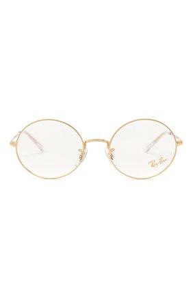 Женские оправа RAY-BAN золотого цвета, арт. 1970V-3086 | Фото 4