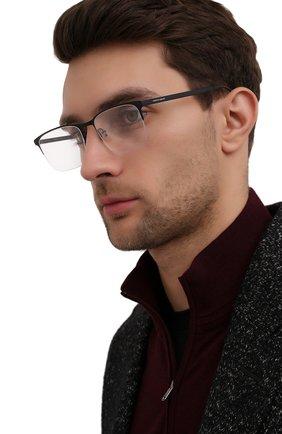 Мужские оправа GIORGIO ARMANI черного цвета, арт. 5092-3001 | Фото 2
