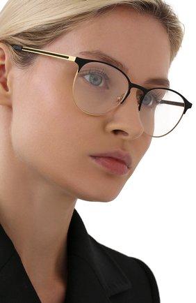 Женские оправа RAY-BAN черного цвета, арт. 6375-3051 | Фото 2
