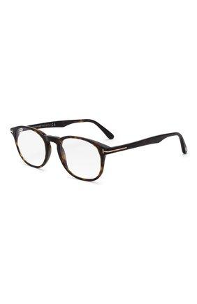 Мужские оправа TOM FORD темно-коричневого цвета, арт. TF5680-B 052 49 | Фото 1