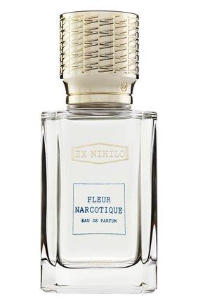 Парфюмированная вода fleur narcotique EX NIHILO бесцветного цвета, арт. 3770004085026 | Фото 1
