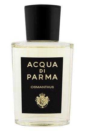 Парфюмерная вода osmanthus ACQUA DI PARMA бесцветного цвета, арт. 81001ADP | Фото 1