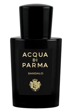 Парфюмерная вода sandalo ACQUA DI PARMA бесцветного цвета, арт. 81090 | Фото 1