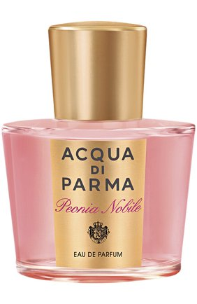 Парфюмерная вода peonia nobile ACQUA DI PARMA бесцветного цвета, арт. 40002ADP | Фото 1
