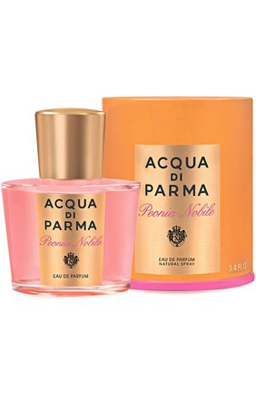 Парфюмерная вода peonia nobile ACQUA DI PARMA бесцветного цвета, арт. 40002ADP | Фото 2