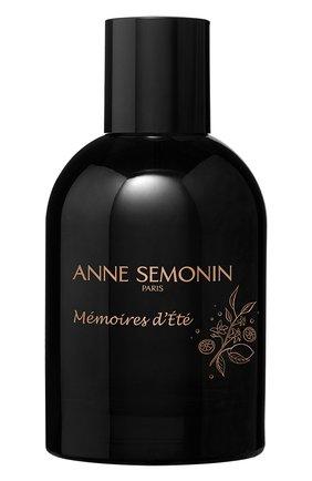 "Ароматизатор для помещений ""летние воспоминания"" ANNE SEMONIN бесцветного цвета, арт. 3700084692159   Фото 1"