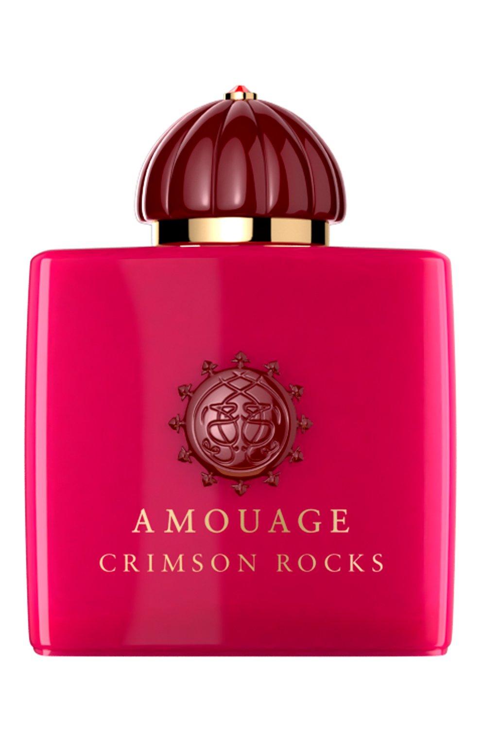 Парфюмерная вода crimson rocks AMOUAGE бесцветного цвета, арт. 40001 | Фото 1