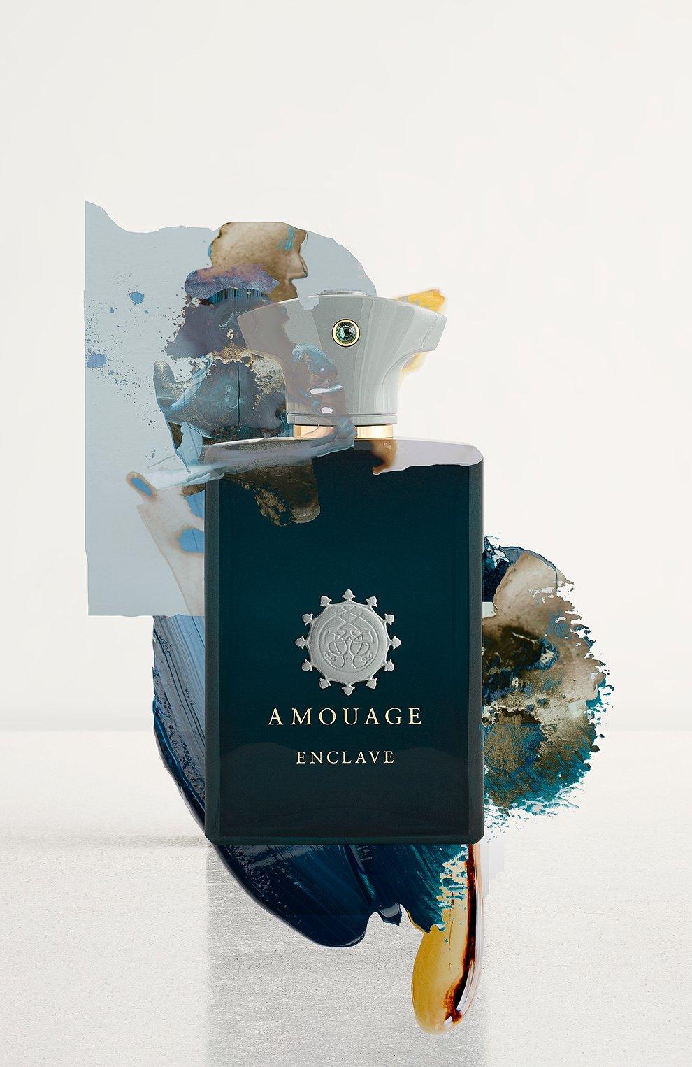 Мужской парфюмерная вода enclave AMOUAGE бесцветного цвета, арт. 40002   Фото 2