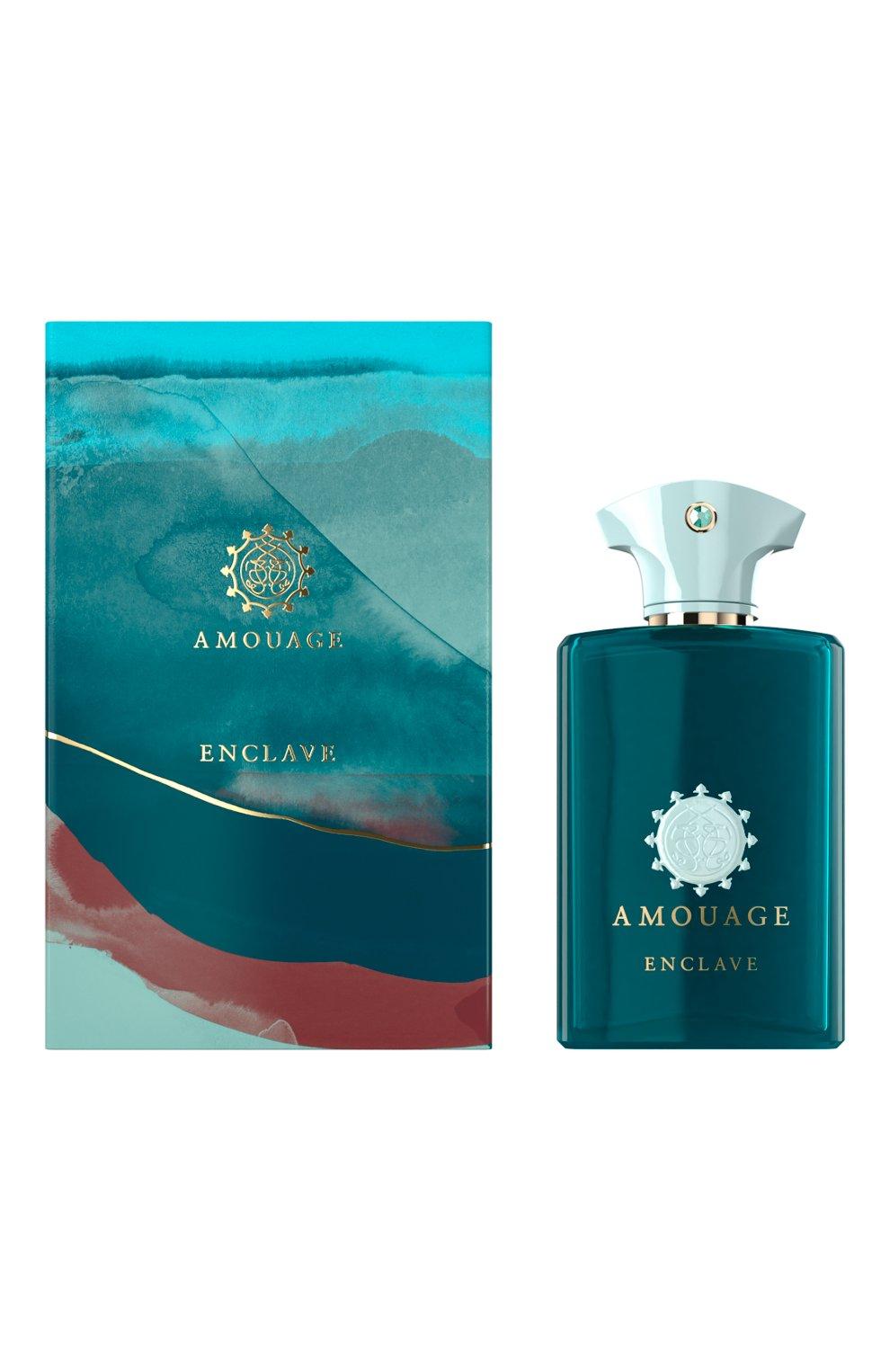 Мужской парфюмерная вода enclave AMOUAGE бесцветного цвета, арт. 40002   Фото 3