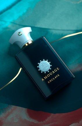 Мужской парфюмерная вода enclave AMOUAGE бесцветного цвета, арт. 40002   Фото 6