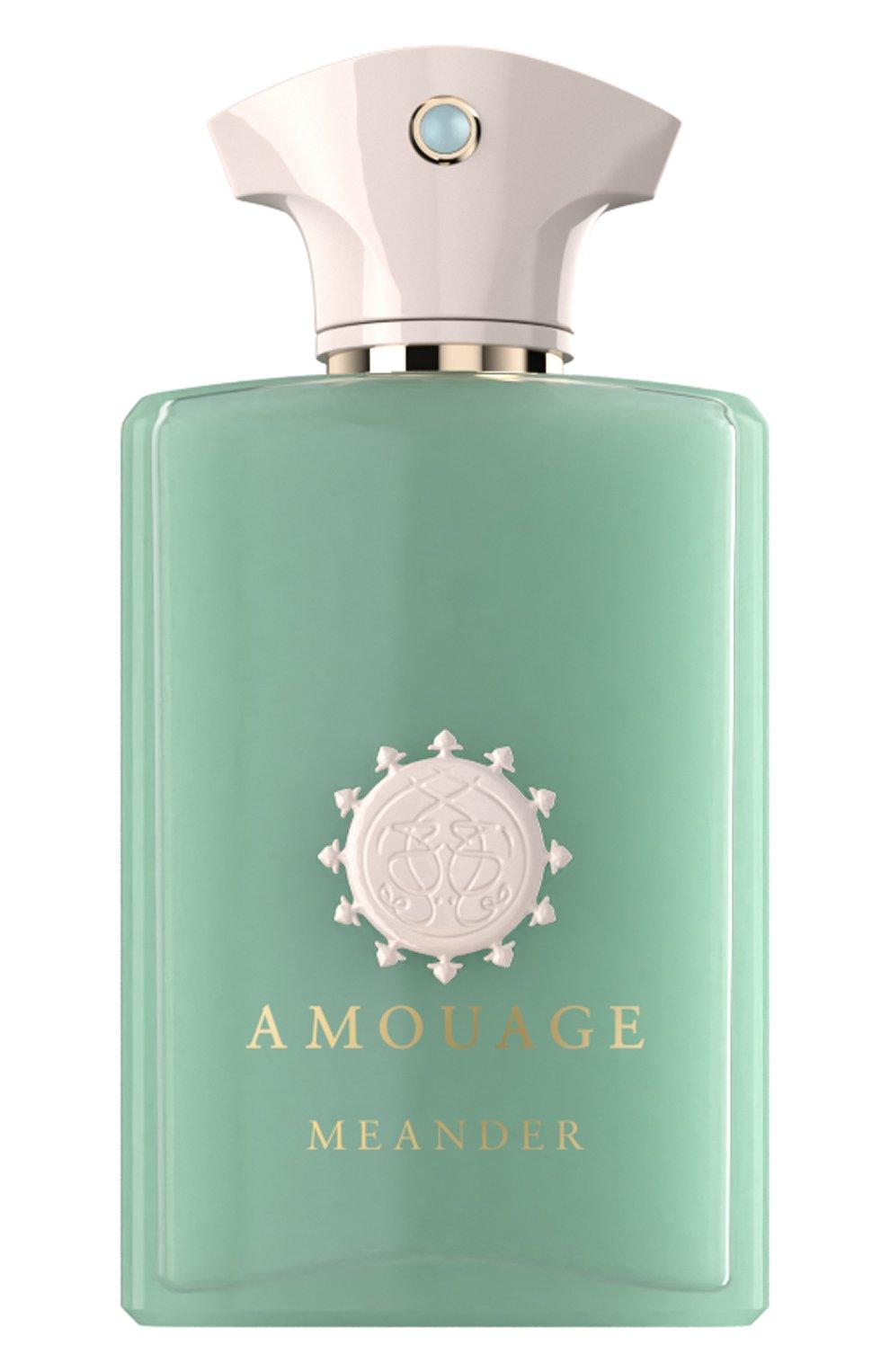 Мужской парфюмерная вода meander AMOUAGE бесцветного цвета, арт. 40004   Фото 1
