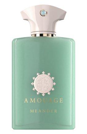 Мужской парфюмерная вода meander AMOUAGE бесцветного цвета, арт. 40004 | Фото 1