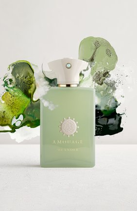 Мужской парфюмерная вода meander AMOUAGE бесцветного цвета, арт. 40004 | Фото 2
