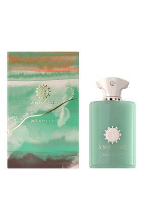 Мужской парфюмерная вода meander AMOUAGE бесцветного цвета, арт. 40004   Фото 3