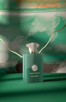 Мужской парфюмерная вода meander AMOUAGE бесцветного цвета, арт. 40004   Фото 5