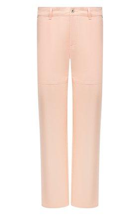 Женские джинсы LOEWE розового цвета, арт. S897Y04X02 | Фото 1