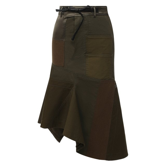 Хлопковая юбка Tom Ford