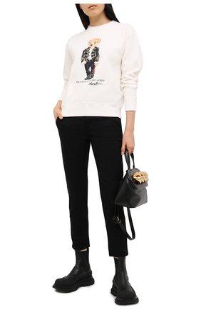 Женские брюки AG черного цвета, арт. SBW1613/SBA/MX | Фото 2