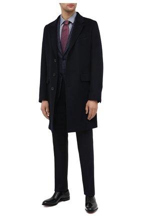 Мужские кожаные оксфорды CHURCH'S черного цвета, арт. EEB027/9EM | Фото 2