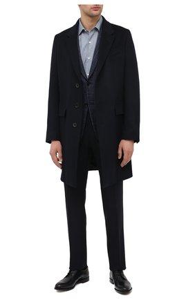 Мужские кожаные дерби CHURCH'S черного цвета, арт. EEB028/9AGX | Фото 2
