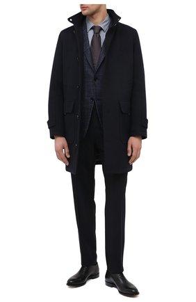 Мужские кожаные оксфорды CHURCH'S черного цвета, арт. EEB288/9AGX | Фото 2