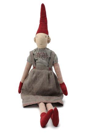 Детского игрушка гном пикси макси MAILEG серого цвета, арт. 14-0441-00 | Фото 1