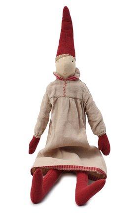 Детского игрушка гном пикси макси MAILEG бежевого цвета, арт. 14-0440-00   Фото 1