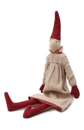 Детского игрушка гном пикси макси MAILEG бежевого цвета, арт. 14-0440-00   Фото 2