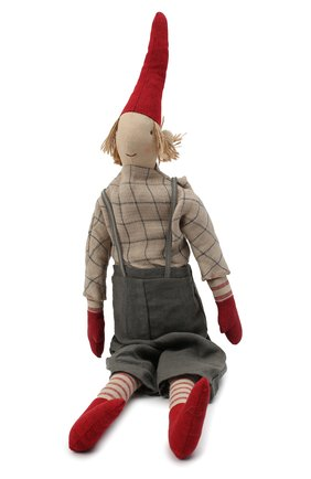 Детского игрушка гном пикси макси MAILEG серого цвета, арт. 14-9440-00 | Фото 1