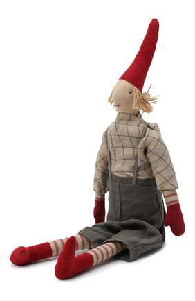 Детского игрушка гном пикси макси MAILEG серого цвета, арт. 14-9440-00 | Фото 2