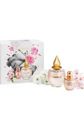 Набор: парфюмерная вода ananda + ananda dolce M. MICALLEF бесцветного цвета, арт. 3760231056463   Фото 1 (Ограничения доставки: flammable)