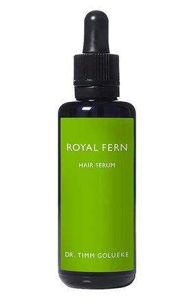 Женского сыворотка, стимулирующая рост волос ROYAL FERN бесцветного цвета, арт. 4260407470301 | Фото 1