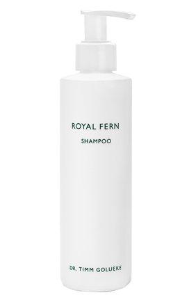 Женский стимулирующий шампунь для волос ROYAL FERN бесцветного цвета, арт. 4260407470318 | Фото 1