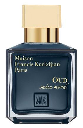 Парфюмерная вода oud satin mood MAISON FRANCIS KURKDJIAN бесцветного цвета, арт. 1022202 | Фото 1