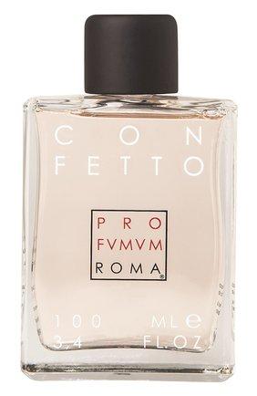 Духи confetto PROFUMUM ROMA бесцветного цвета, арт. 9780201379686   Фото 1