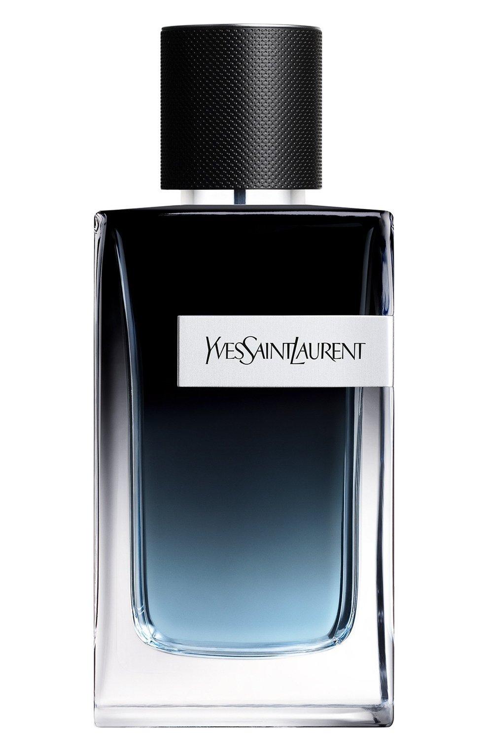 Мужской парфюмерная вода y YSL бесцветного цвета, арт. 3614272050358   Фото 1