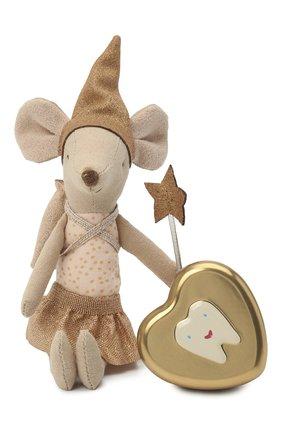 Детского игрушка зубная фея со шкатулкой MAILEG разноцветного цвета, арт. 16-0730-01 | Фото 1